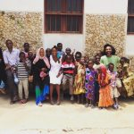 Omar, de docenten en de kinderen