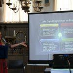 Erna Vinckers vertelt over haar project in de Filipijnen