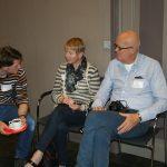 Martin de Rooij in gesprek met Hans van Mullekom en zijn vrouw over Panama