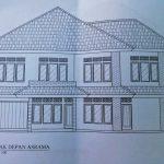 tekening nieuwbouw