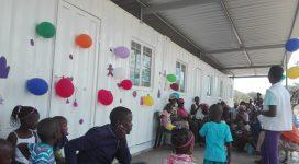 opening kleuterschool Okamuina