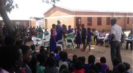 Schoolactiviteit Nchalo